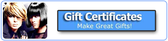 Upstairs Salon Gift Certificates