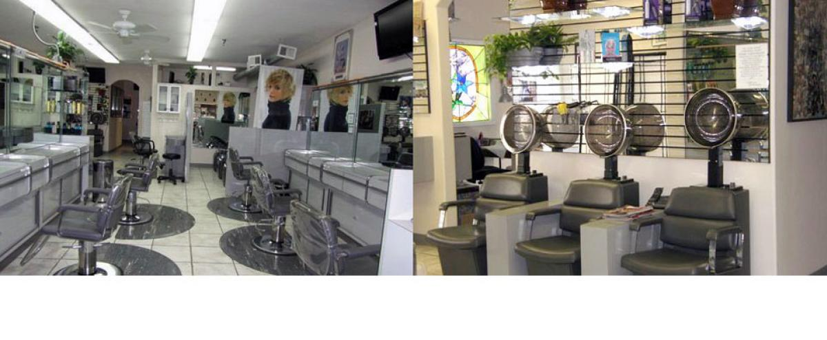 The Upstairs Salon Huntington Beach Hair Salon